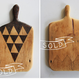 Ariele Alasko - cutting board
