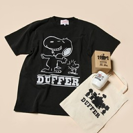 The Duffer of St George - FIRE KING×PEANUTS×DUFFER SPECIAL COLLABO PACKAGE