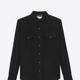Saint Laurent Paris - Classic Western Shirts
