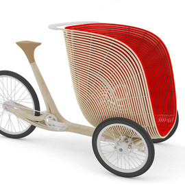 Fritsch+Durisotti - Bamboo Carrier-Trike