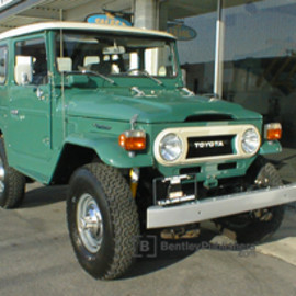 TOYOTA - land cruiser 40
