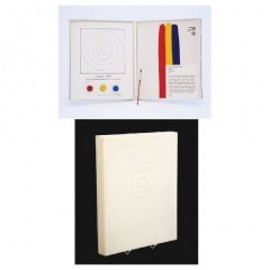 Jasper Johns - Technics and Creativity: Target