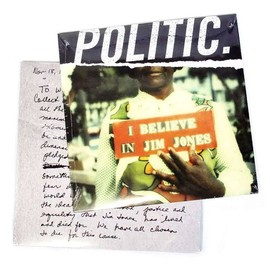 POLITIC - Peoples Temple DVD