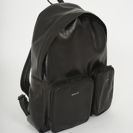 LAD MUSICIAN - LEATHER DAYPACK