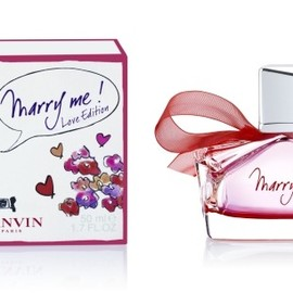LANVIN - Marry me!