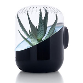 ANDREA - Air Purifier (Black) by Mathieu Lehanneur