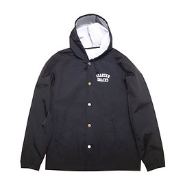 QUARTER SNACKS - COLD SUMMER JACKET (Black)