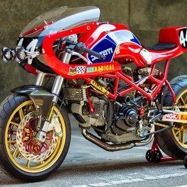 Radical Ducati - ENDURANCE / Monster M900