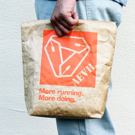 Aevil Label - Carry Bag (Tyvek by Dupont)