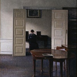 「Vilhelm Hammershoi:The Poetry of Silence ヴィルヘルム・ハンマースホイ展図録」