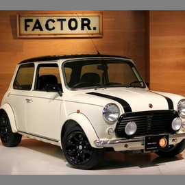 ROVER - mini cooper 40th Ltd iR version