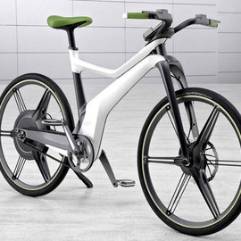 smart - electric bike