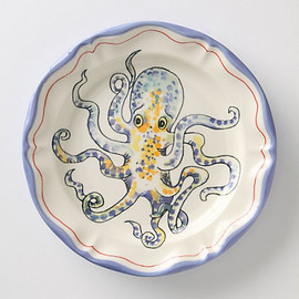 Anthropologie - Dinner plate