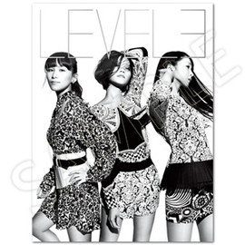 Perfume - Perfume 4th Tour in DOME 「LEVEL3」 パンフレット