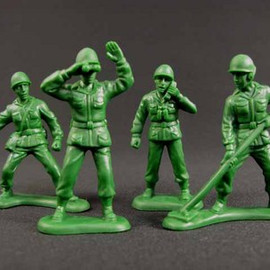 BURGER KING - MEAL TOY/ARMY MAN