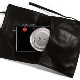 Leica - D-LUX6/Glossy black silver