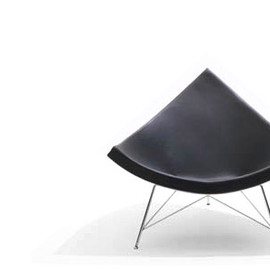 Herman Miller - Nelson Coconut Chair   Designed by George Nelson
