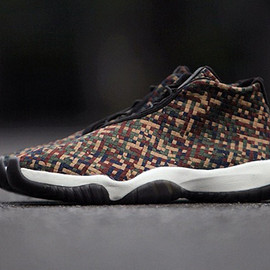 Nike - NIKE AIR JORDAN FUTURE PREMIUM DARK ARMY/BLACK-SAIL