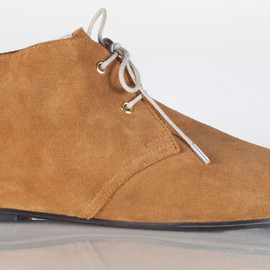 HOUSE OF HARLOW 1960 - Killian – Soft Crosta Suede in Caramel