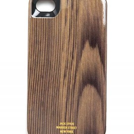 JACK SPADE - Woody iPhone 4 Hard Case