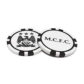 Manchester City - Golf Ball Marker