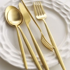 DIANE von FURSTENBERG - DVF Night Flatware