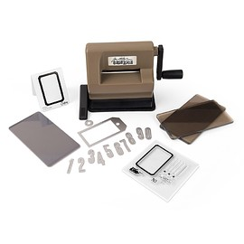 Sizzix - Sizzix Sidekick Starter Kit (Brown & Black) featuring Tim Holtz designs