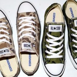 Converse - Converse All Star Low Camo Leftfoot Chuck Taylor