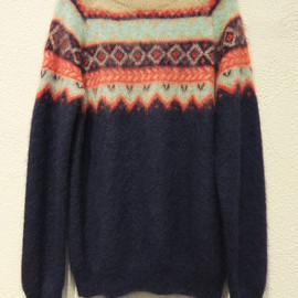 CARVEN - Mountain Knit Pullover