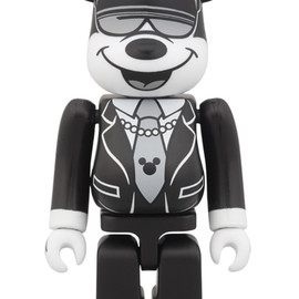 MEDICOM TOY - BE@RBRICK MICKEY MOUSE(SUIT Ver.)