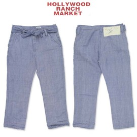 HOLLYWOOD RANCH MARKET - FR RAMIE EASY PANTS