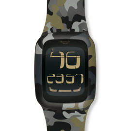 Swatch - TOUCH CAMOUFLAGE