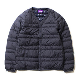 THE NORTH FACE PURPLE LABEL - THE NORTH FACE PURPLE LABEL  Down Cardigan
