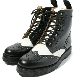 G.V.G.V. - LACE UP DERBY BOOTS
