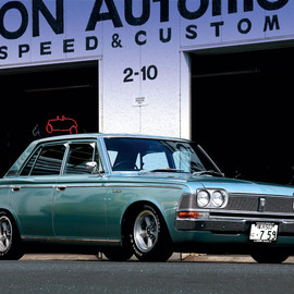 Toyota - Toyopet CROWN MS50 1967