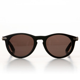 Waiting for the Sun - Black Bamboo Sunglasses