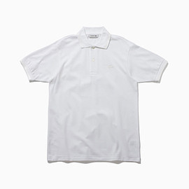 LACOSTE, the POOL aoyama - RUBBER LINE POLO SHIRT