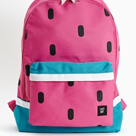 Nasty Gal, Lazy Oaf - Watermelon Backpack