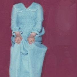 Nancy Friedland - untitled (long turquoise dress)