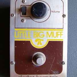 Electro Harmonix - Little Big Muff