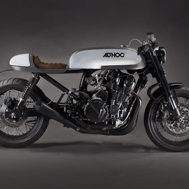 "Ad Hoc Cafe Racers - #2 ""RELOADED"" HONDA CB 750 NIGHTHAWK 1993"