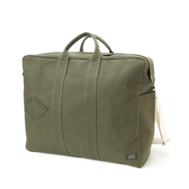 HEAD PORTER - KIT BAG|CANVAS