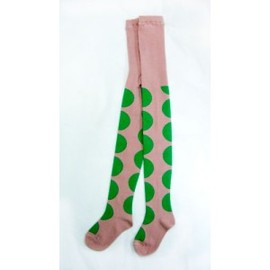 zozio - Dots tights (green dots)