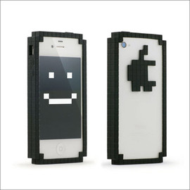 fu-bi - 8-BIT BUMPER for iPhone 4S/4