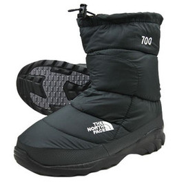 THE NORTH FACE - Nuptse Bootie 3 Black