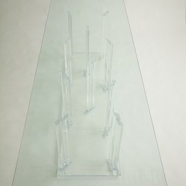 American Art Group - Lucite Dining Table