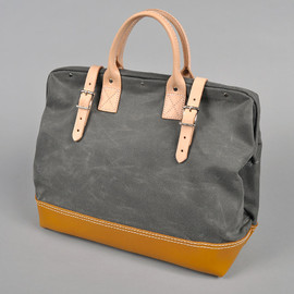 HERITAGE LEATHER CO. - Hickoree's Special Edition Bag