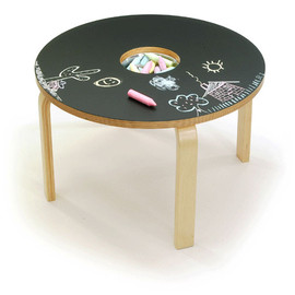 offi - Chalkboard Table by Eric Pfeiffer