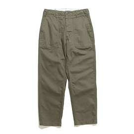 Fatigue-Pant-HB-Twill-Olive - Fatigue-Pant-HB-Twill-Olive