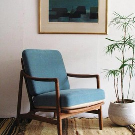 Edvard Kindt-Larsen - Easy chair